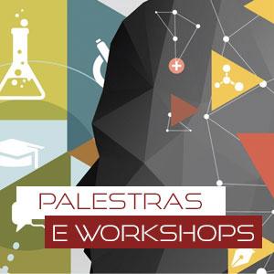 palestras e workshops